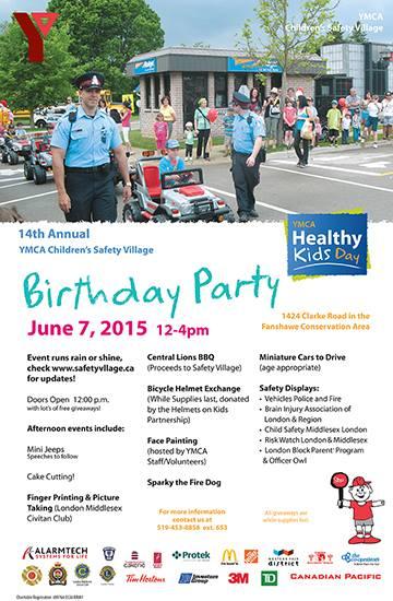 YMCA-Safety-Village-party